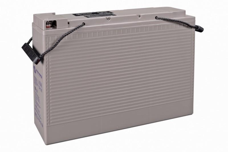 Baterie pro telekomunikace 12V 115Ah AGM Victron Energy č. 1