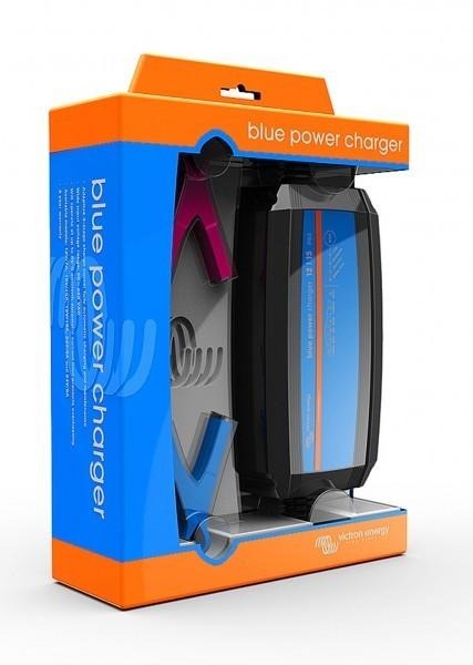 Blue Power Charger IP65 12V 10A, Pb a Li-ion nabíječ č. 1