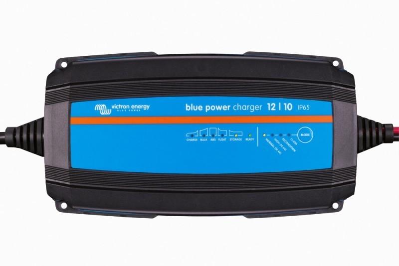 Blue Power Charger IP65 12V 10A, Pb a Li-ion nabíječ č. 3