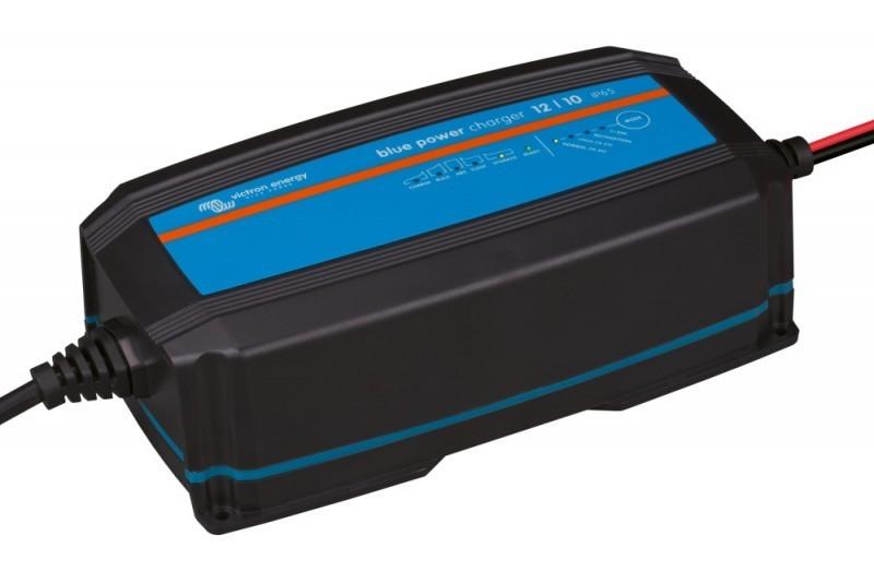 Blue Power Charger IP65 12V 10A, Pb a Li-ion nabíječ č. 4