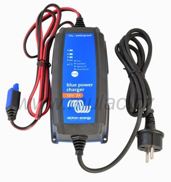 Blue Power Charger IP65 12V 7A, Pb a Li-ion nabíječ č. 1