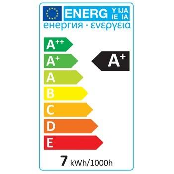 LED žárovka, A60, E27, 6,5 W, 470 lm, 2 700 K, HQLE27A60001 č. 3