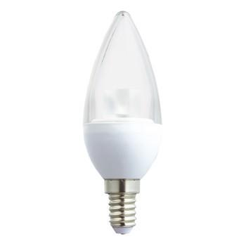 LED žárovka, svíčka, E14, 3,5 W, 250 lm, 2 700 K, HQLE14CAND002 č. 2