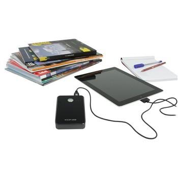 Přenosný USB Li-Ion akumulátor 5V 7000mAh Power Bank, KN-PBANK5000 č. 1
